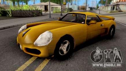 Yakuza Stinger GTA III pour GTA San Andreas