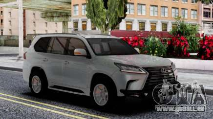 Lexus LX570 2016 Offroad pour GTA San Andreas