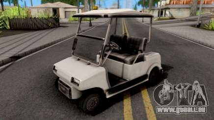Caddy GTA VC Xbox für GTA San Andreas