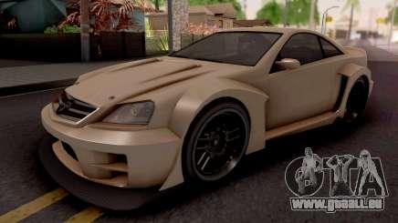 Benefactor Feltzer GTA 5 für GTA San Andreas