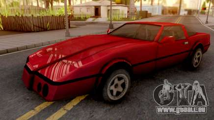 Banshee from GTA VC pour GTA San Andreas