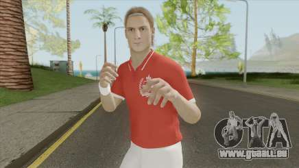 Totti (Legend) From Pro Evolution Soccer 2019 pour GTA San Andreas