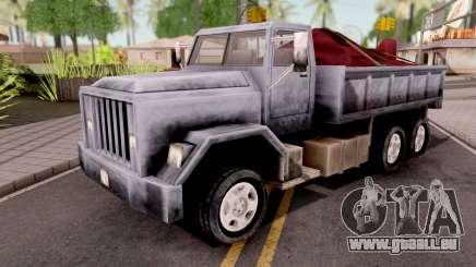 Flatbed GTA VC Xbox für GTA San Andreas