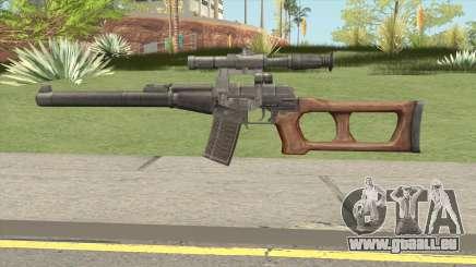 VSS (PUBG) pour GTA San Andreas
