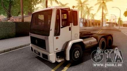 DFT30 Truck v2 (VW 16200 Edition 6x2) für GTA San Andreas