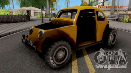 Volkswagen Beetle Baja SA Style v2 pour GTA San Andreas