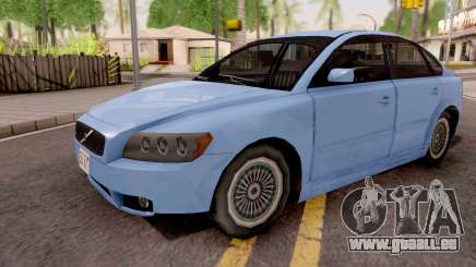 Volvo S40 Blue pour GTA San Andreas