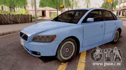 Volvo S40 Blue für GTA San Andreas