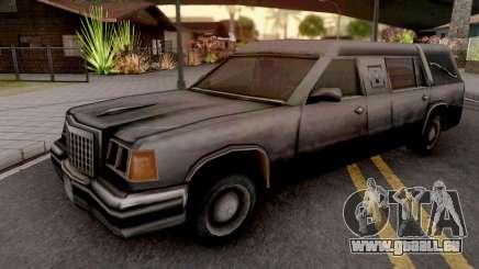 Romero Hearse from GTA VC für GTA San Andreas