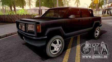 Cartel Cruiser GTA III Xbox pour GTA San Andreas