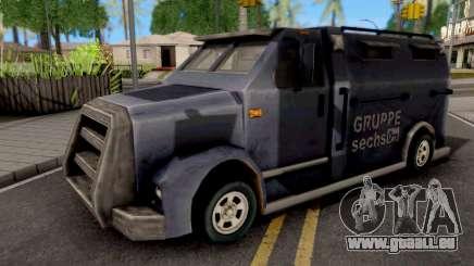 Securicar GTA III Xbox pour GTA San Andreas