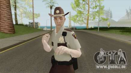 Arklay County Sheriff V2 Resident Evil 2 Remake pour GTA San Andreas