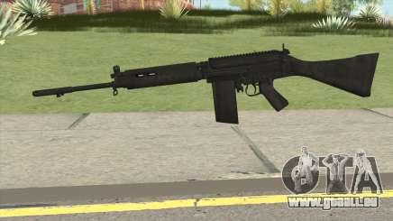 SLR (PUBG) pour GTA San Andreas