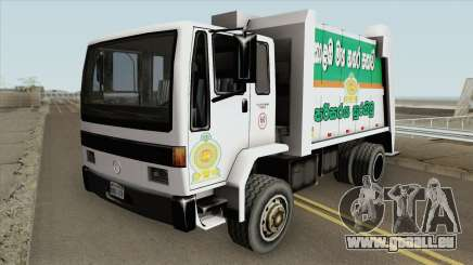 Mercedes-Benz Sri Lankan Trash Truck für GTA San Andreas