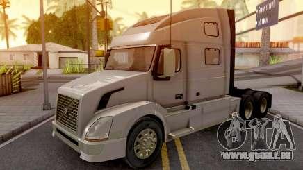 Volvo VNL Grey für GTA San Andreas