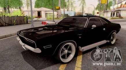 Dodge Challenger 1970 pour GTA San Andreas