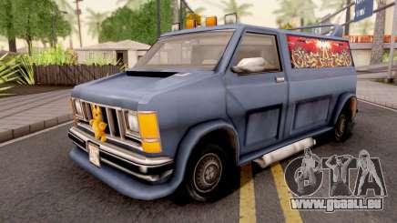 Gang Burrito GTA VC Xbox pour GTA San Andreas
