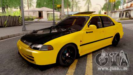 Honda Civic EG9 Ferio Malaysian Kanjo Style pour GTA San Andreas