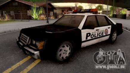 Police Car from GTA VC pour GTA San Andreas