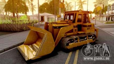 GTA V HVY Dozer v2 für GTA San Andreas