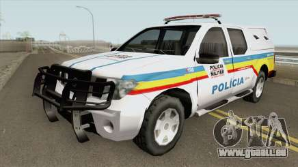 Nissan Frontier PMMG pour GTA San Andreas