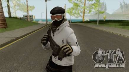 Arctic Leet Skin V1 (Counter-Strike Online 2) pour GTA San Andreas