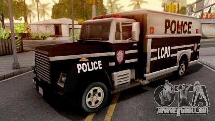 Enforcer GTA III Xbox pour GTA San Andreas
