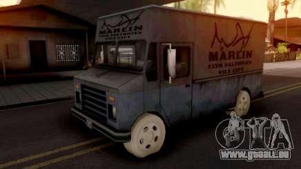 Boxville GTA VC Xbox pour GTA San Andreas