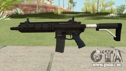 Vom Feuer Carbine Rifle GTA V (Default Clip) pour GTA San Andreas