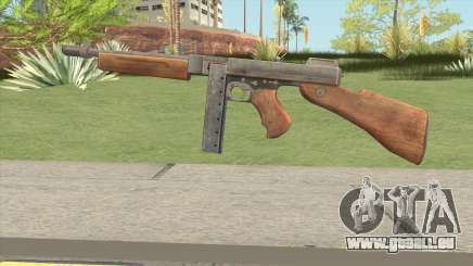 Thompson SMG (Tommy Gun) From PUBG für GTA San Andreas