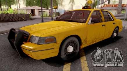 Ford Crown Victoria Taxi Sedan pour GTA San Andreas