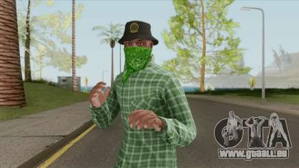 Skin Random 185 V1 (Outfit Lowrider) pour GTA San Andreas