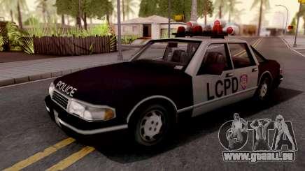 Police Car GTA III Xbox pour GTA San Andreas