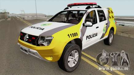 Renault Duster Oroch (PMRP) pour GTA San Andreas