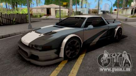 Infernus M3 GTR Most Wanted Edition pour GTA San Andreas