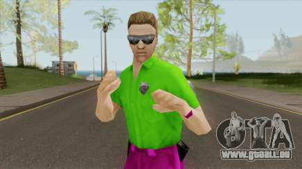 New Lvpd1 Skin pour GTA San Andreas