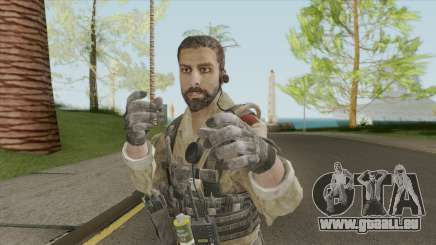 ISI Soldier V1 (Call Of Duty: Black Ops II) pour GTA San Andreas