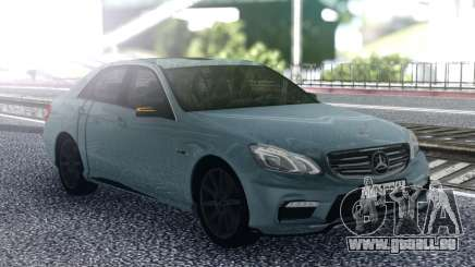 Mercedes-Benz E63 AMG S 4matic 2014 für GTA San Andreas