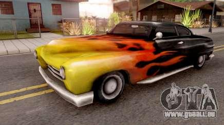 Cuban Hermes from GTA VC pour GTA San Andreas