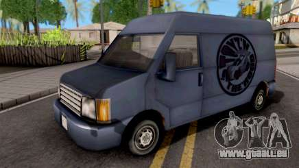 Toyz Van GTA III Xbox pour GTA San Andreas