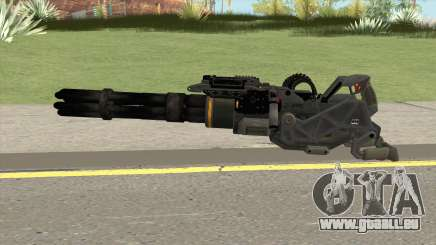 Call Of Duty Black Ops 4: Death Machine V1 für GTA San Andreas
