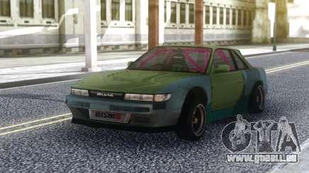 Nissan Silvia S13 Street Drift für GTA San Andreas
