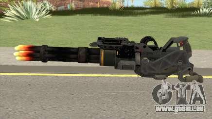 Call Of Duty Black Ops 4: Death Machine V2 für GTA San Andreas
