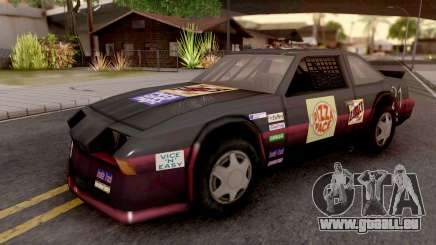 Hotring Racer A from GTA VC pour GTA San Andreas