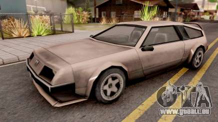 Deluxo from GTA VC pour GTA San Andreas