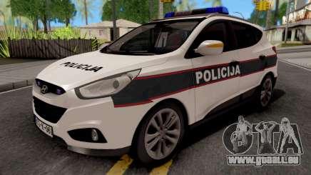 Hyunday IX35 Policija Bih pour GTA San Andreas