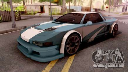 Infernus M3 GTR Most Wanted Edition v2 pour GTA San Andreas