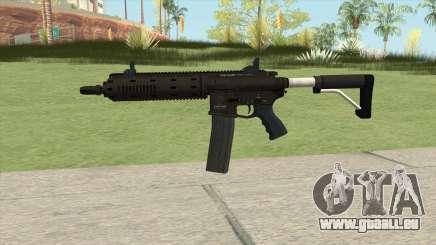 Carbine Rifle GTA V Flashlight (Extended Clip) pour GTA San Andreas