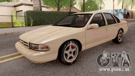 Chevrolet Impala SS 1996 MQ pour GTA San Andreas