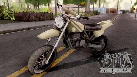 Sanchez GTA VC Xbox pour GTA San Andreas